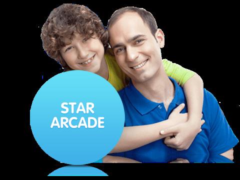 Star Arcade Oyun Servisi