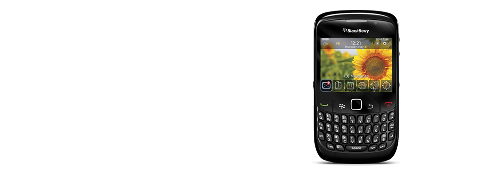 BlackBerry 8520 Yardım