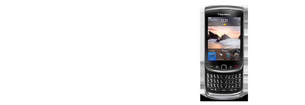 BlackBerry Torch 9800 Yardım