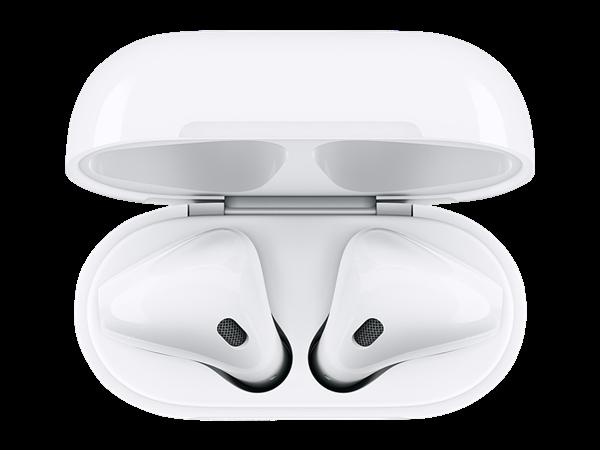 Yeni AirPods ve Kablosuz Şarj Kutusu