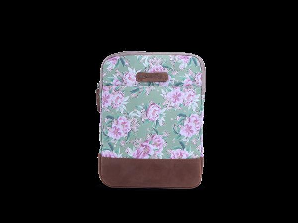 BloominBag Grass Roses iPad Çantası