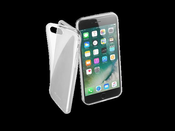 Cellular Line iPhone 7 Plus/8 Plus Şeffaf Koruyucu Kılıf