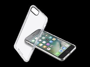 Cellular Line iPhone 7 Plus/8 Plus Şeffaf Sert Kılıf