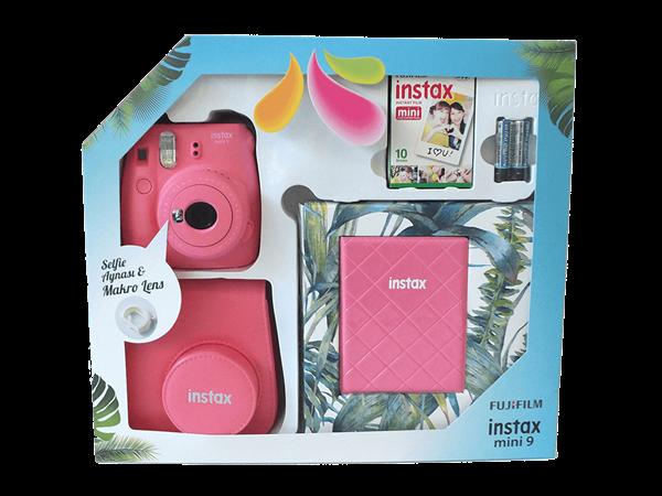 Fujifilm İnstax Mini 9 Fotoğraf Makinesi