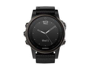 Garmin Fenix 5s Safir Akıllı Saat