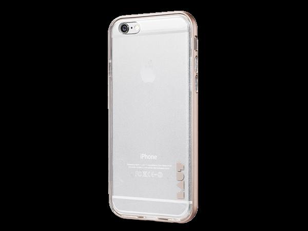 Laut Exoframe iPhone 6/6s Şeffaf Koruyucu Kılıf
