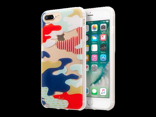 Laut Pop Camo iPhone 7 Plus/8 Plus Koruyucu Kılıf Japan