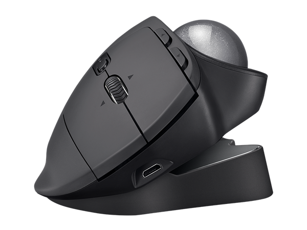Logitech MX Ergo Trackball Mouse