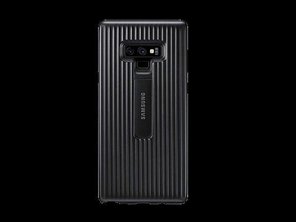Samsung Galaxy Note9 Protective Standlı Koruyucu Kılıf