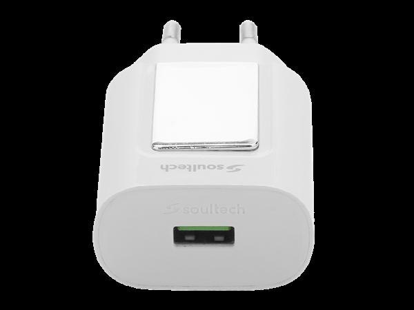 Soultech SC221B Qualcomm 3.0 Hızlı Micro Şarj Aleti