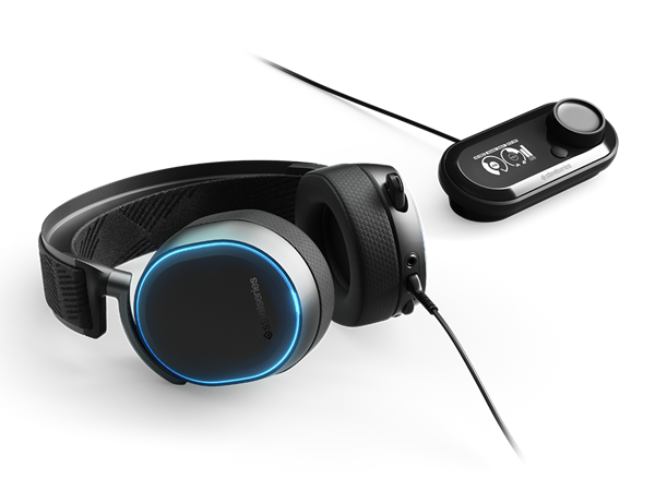 SteelSeries Arctis Pro&GameDAC Kulak Üstü Kulaklık
