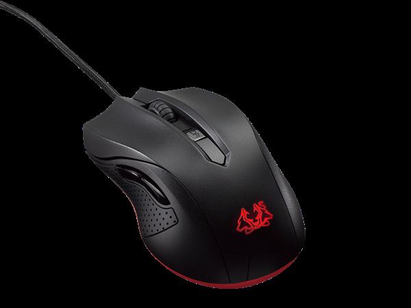 ASUS Cerberus Çift El Oyuncu Mouse