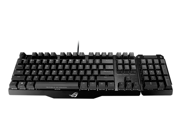 Asus ROG Claymore Aura Sync RGB Mekanik Oyun Klavyesi