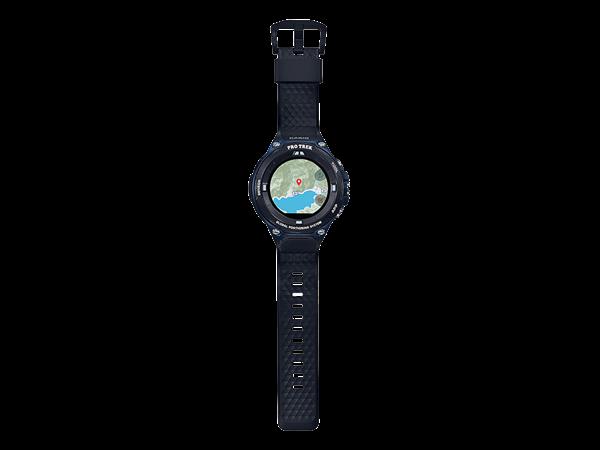 Casio WSDF20A Pro Trek Outdoor Akıllı Saat