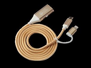 Cool Gear USB Multi Akıllı Kablo