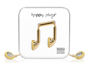 Happy Plugs Earbud Deluxe Kulaklık