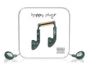 Happy Plugs Earbud Unik Kulaklık