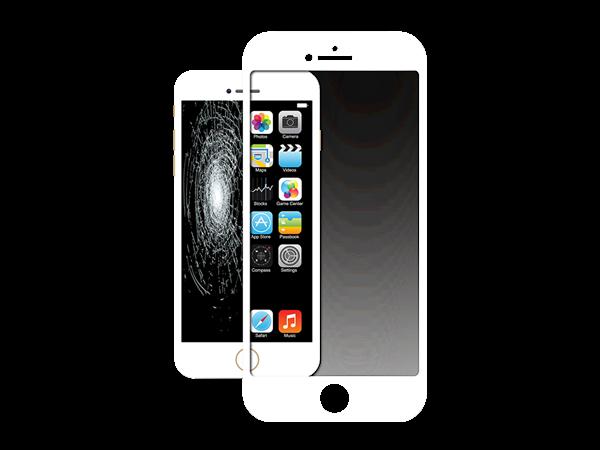 Justech Corning iPhone 7/8 3D Cam Ekran Koruyucu
