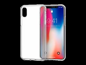 Justech iPhone X Şeffaf Koruyucu Kılıf