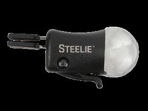 Nite Ize Steelie Klipsli Çelik Başlı Top