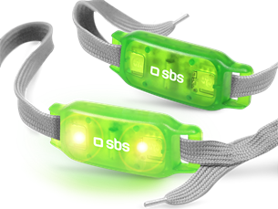 SBS Ayakkabı Bağcığı Güvenlik Işığı