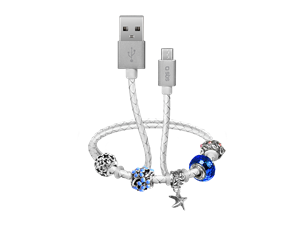 SBS Ladies Micro USB Şarj ve Data Kablosu