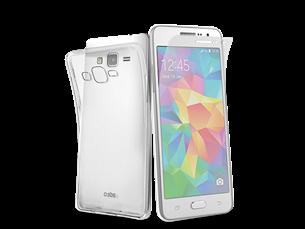 SBS Samsung Galaxy Grand Prime Silikon Kılıf Şeffaf