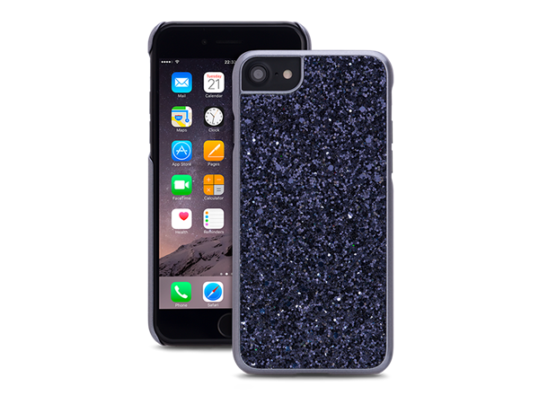 Spada iPhone 7/8 Glitter Parlak Kılıf