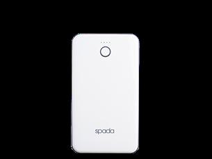 Spada Taşınabilir Şarj Cihazı 10000 mAh Beyaz
