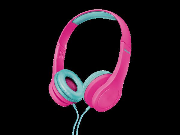 Trust Bino Kablolu Kulak Üstü Çocuk Kulaklığı