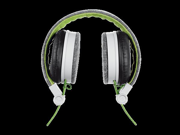 Trust Fyber Mikrofonlu Kulak Üstü Kulaklık