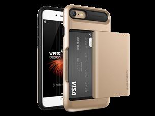 Verus Damda iPhone 7 Kart Bölmeli Kılıf