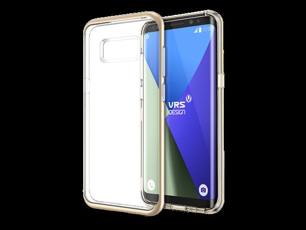 Verus Galaxy S8 Kristal Bumper Koruyucu Kılıf