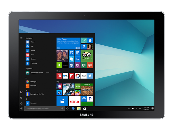 Samsung Galaxy Book 10.6 LTE