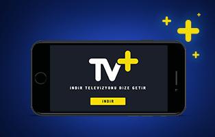 İNTERNETİNDEN YEMEYEN TV KEYFİ GNÇ PAKETLERİNDE!
