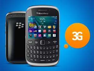 Kurumsal BlackBerry İnternet Paketli Kampanya