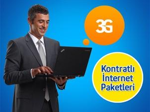 Kontratlı İnternet Paketleri (Bilgisayardan İnternet)