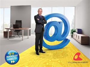 Turkcell'li İşletmelere TÜRKKEP'den %25 İndirimli Kurumsal Kayıtlı E-posta
