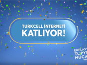 Turkcell İnterneti Katlıyor!