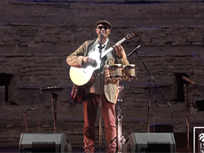 Turkcell Platinum İstanbul Night Flight Raul Midon Konseri