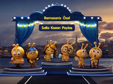 Ramazan'a özel Salla Kazan Paylaş!