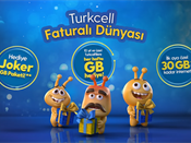 Yenilenen Turkcell Faturalı Dünyası
